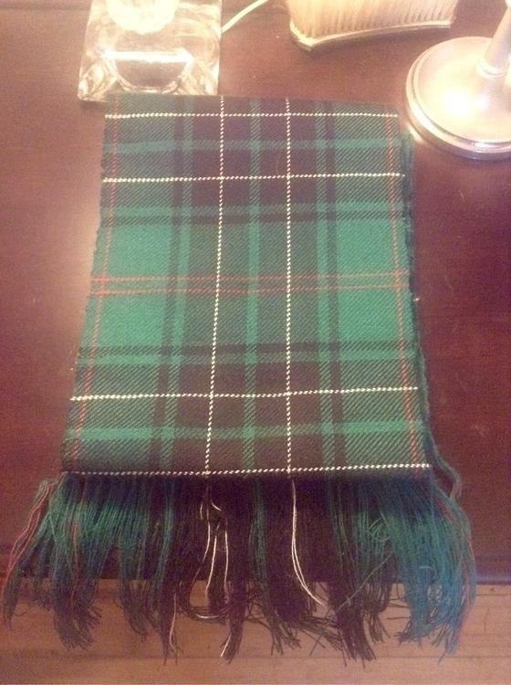 Commissioned tartan home - weaving - valentinacano | ello