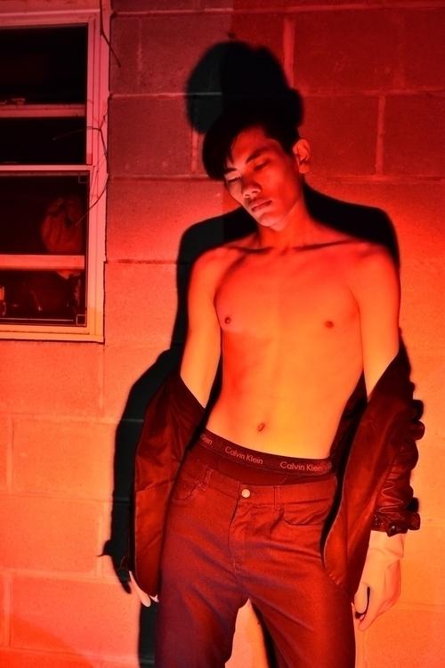 Face Seung Bin - fashion, male, model - merewill_ | ello