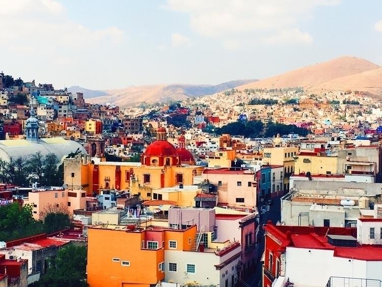 Mi hermoso pueblito - Guanajuato - davidtiquet | ello