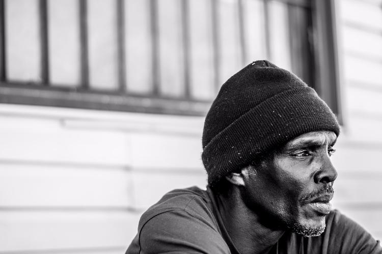 Jamaal Dubose Street portraits - blackartmatters   ello