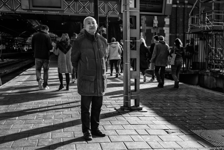 People Amsterdam - streetphotography - arnevanoosterom   ello