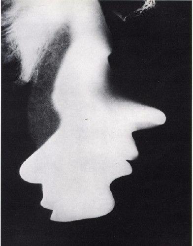 Double portrait - Laszlo Moholy - ohgoodgoods_mag | ello