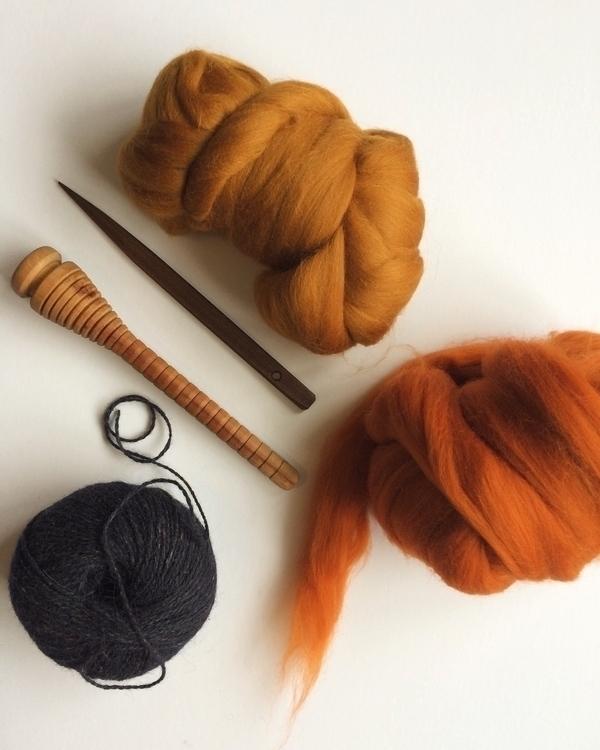 Tools trade - weaving, tissage, textiles - themakersheart | ello