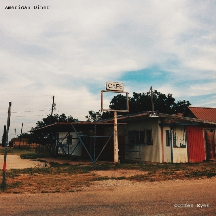 Coffee Eyes American Diner ^Fre - leviegalapon | ello
