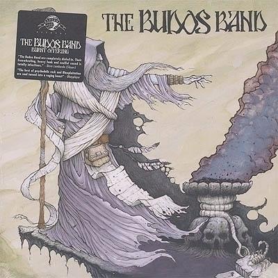 Budos Band – Burnt Offering LP - bluepepper-records   ello