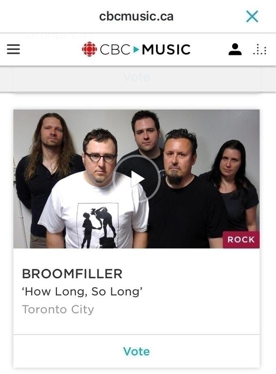 GREAT NEWS!!! BROOMFILLER chose - broomfiller   ello