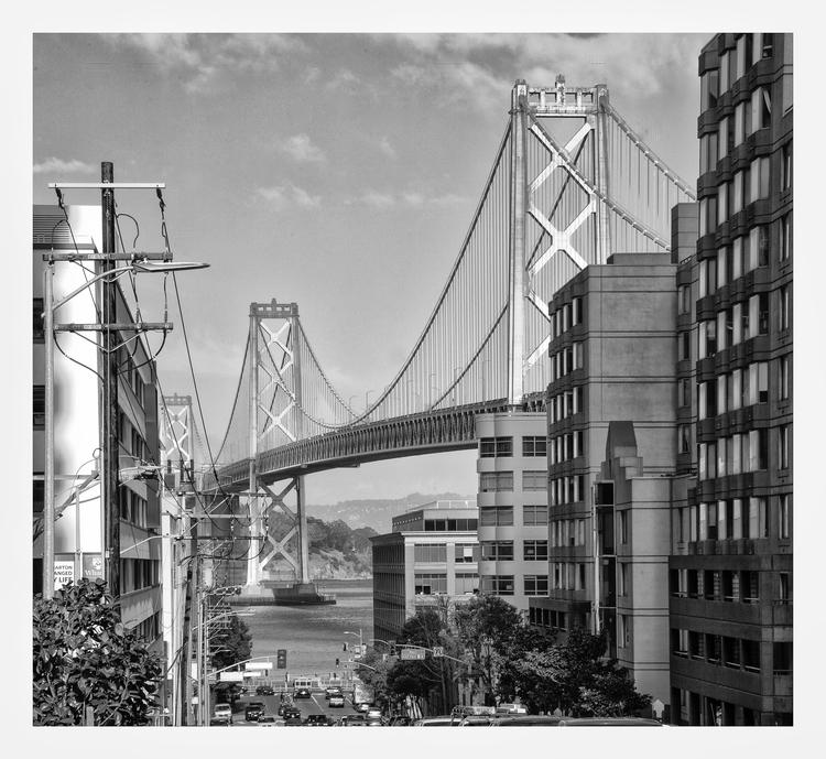 Bay Bridge, San Francisco, CA.  - guillermoalvarez | ello