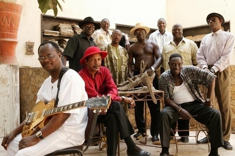 Orchestra Baobab, amazing Seneg - blackartmatters | ello