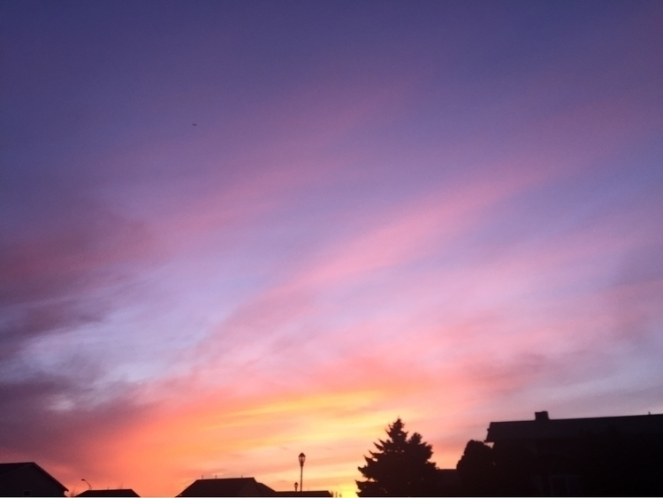 pretty sunset tonight - vegabond | ello