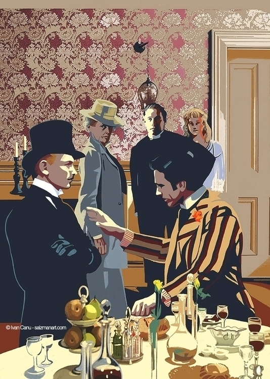 Oscar Wilde, importance earnest - canuivan | ello