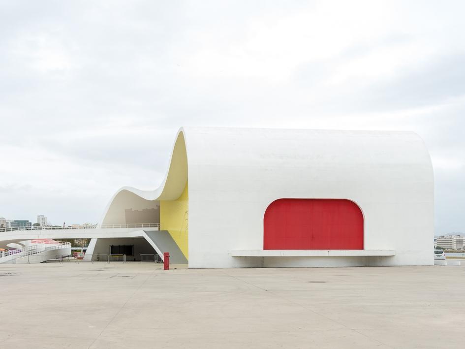 Teatro Popular Oscar Niemeyer,  - sarperbey   ello