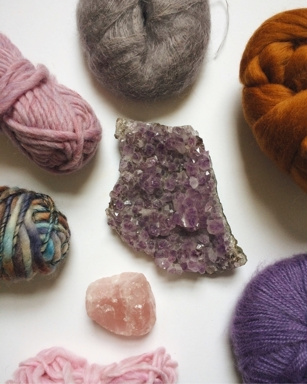 cues nature  - weaving, homeinspo - themakersheart   ello