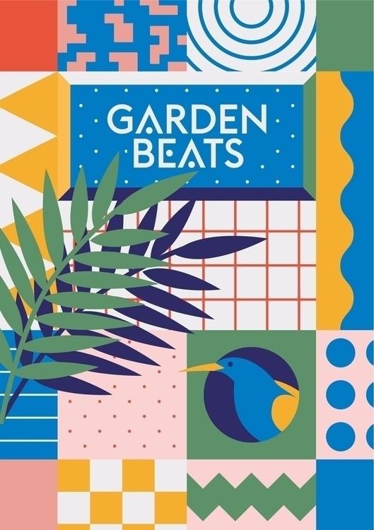 month Garden Beats Festival sta - daniel_triendl | ello