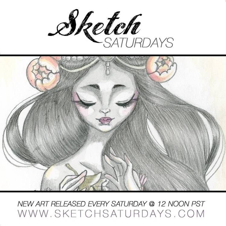 Sketch Saturdays Launches 1 Hou - alexiera | ello