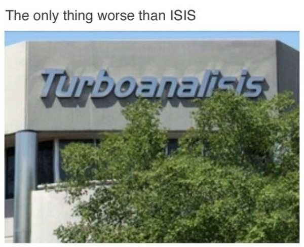 worse ISIS - mklopez | ello
