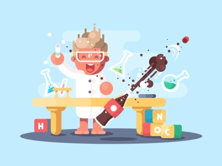 Atomic Design? Chemistry + Desi - ellowebdesign | ello