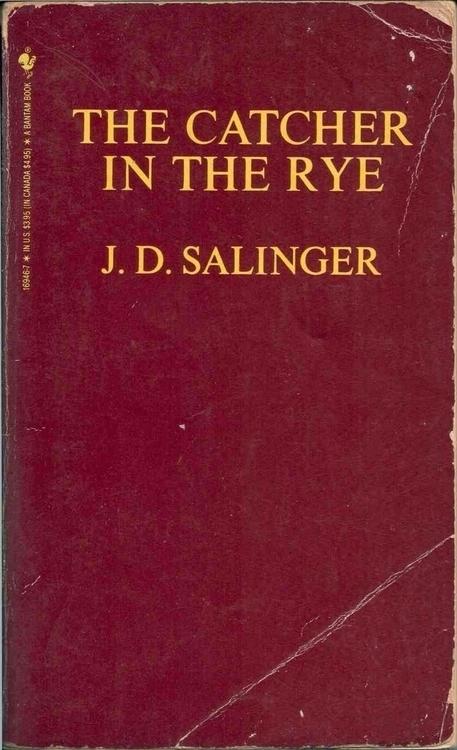 ***BIG BOOKS: Catcher Rye - johnhopper | ello