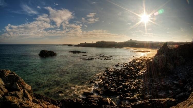 Corblets Beach Wide Alderney ye - neilhoward | ello