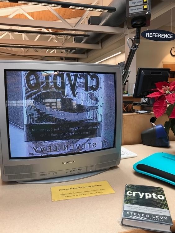 Crypto Steven Levy - tech9ine | ello
