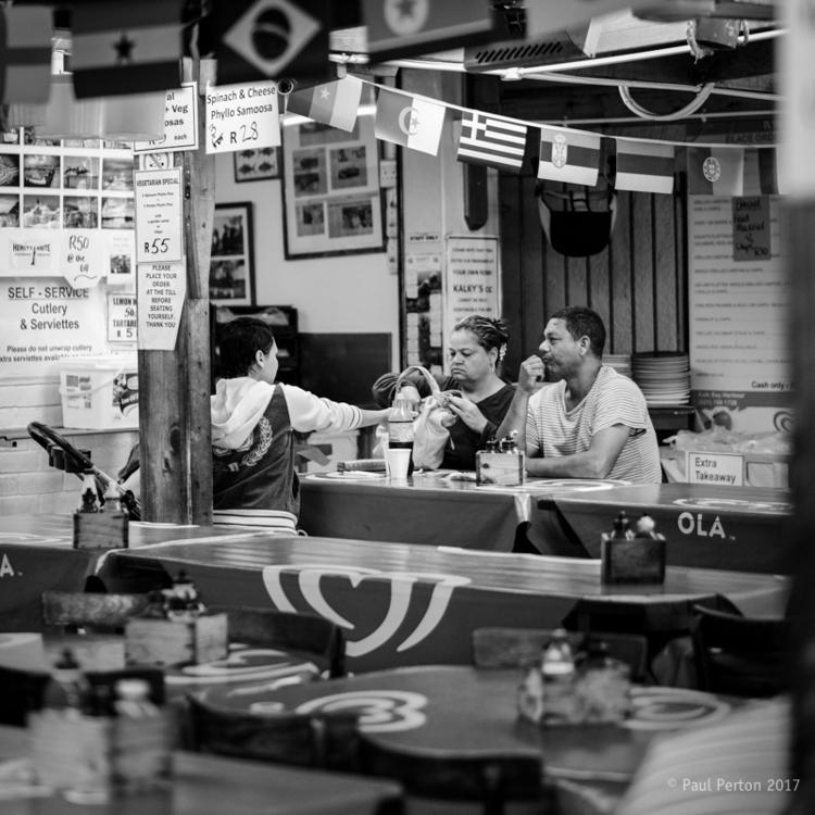 Fish chips - Kalk Bay Street sh - paulperton | ello