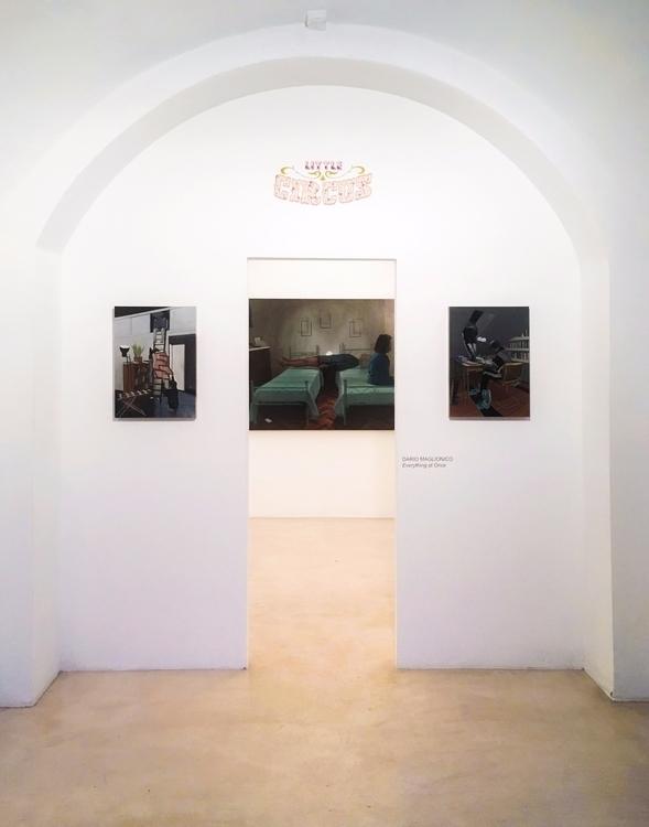 R25, 2017, oil canvas, 55 40 cm - dariomaglionico   ello