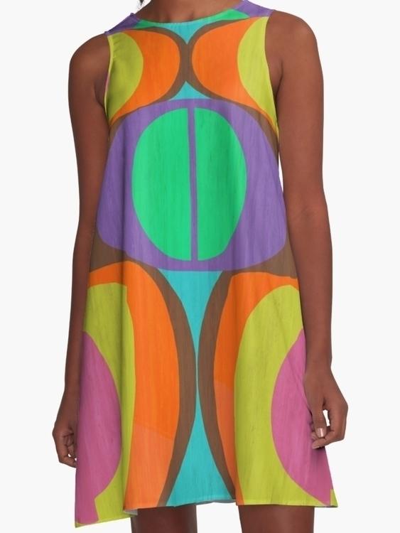 enabled design swingy dress fun - littlebunnysunshine | ello