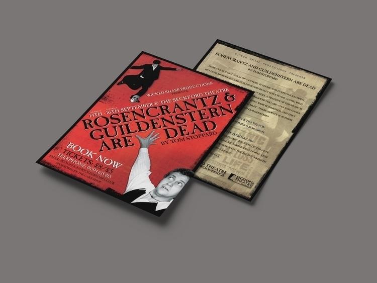 Rosencrantz Guildenstern Dead T - jamesenjoyrelax | ello