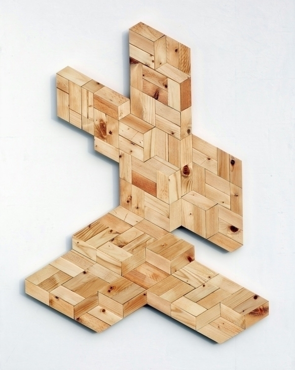Box Boy (Wall object-116 pieces - dirkmarwig | ello