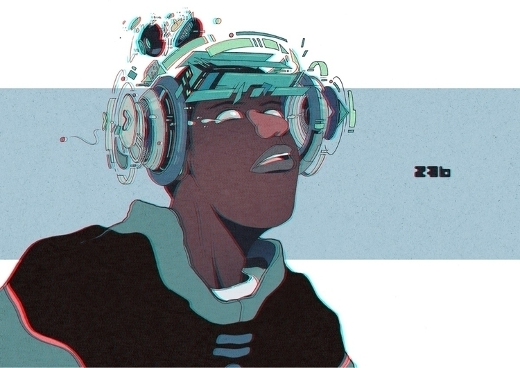 Day 236/365: Electronic Music 3 - 1sles | ello