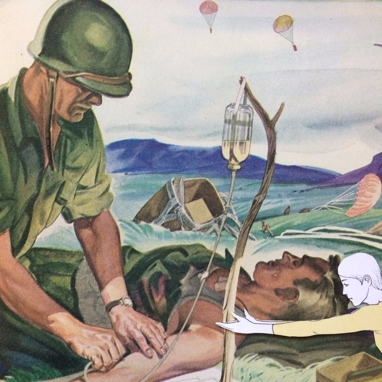Unglued series. Glory days 10 - 1940s - danielletcole | ello