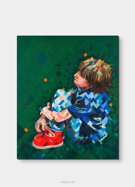 dream. donated oil painting Asp - yunuene | ello