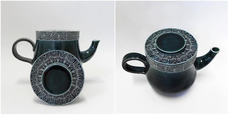 'Arabia collection'. Teapot. Ha - sophia_o   ello