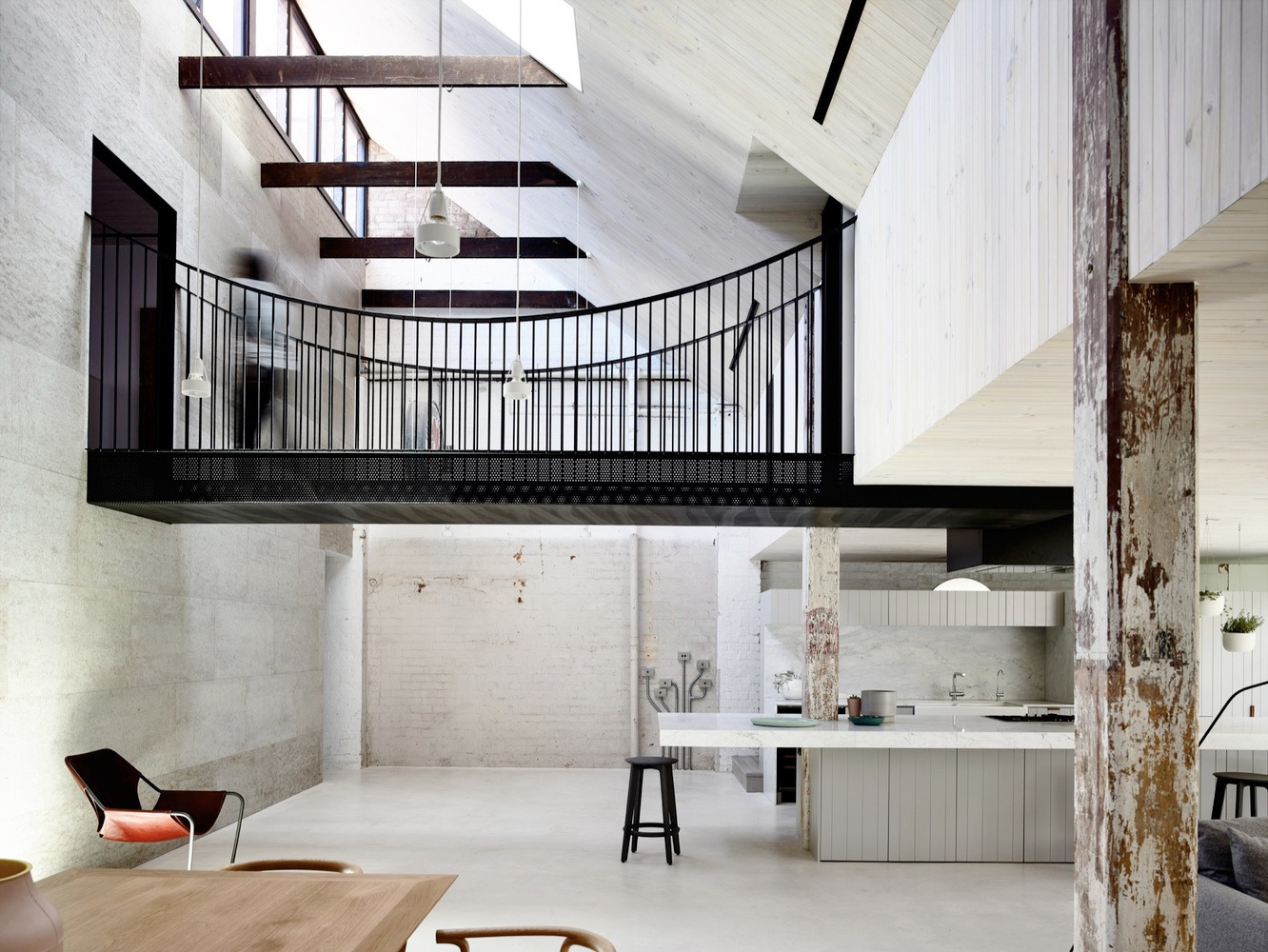 Fitzroy Loft / Architects EAT - architecture - red_wolf | ello