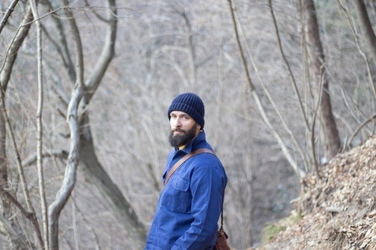 Feel - mountain, path, man, beard - giovalife   ello