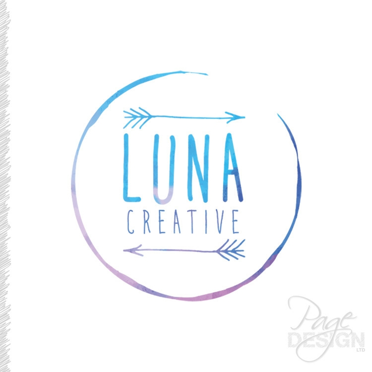 Logo design Luna Creative, Roto - linda_page | ello