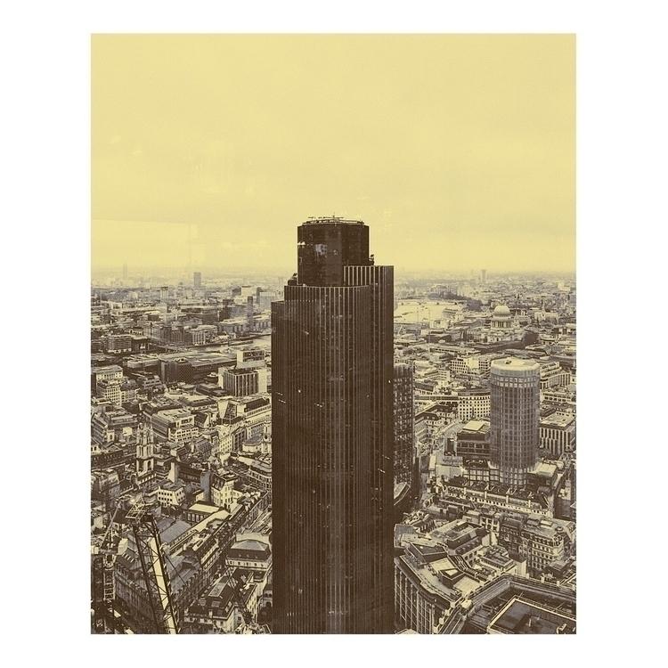 BDay view - london, city, buildings - filmarra | ello