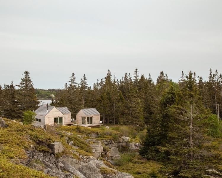 Cabin Cluster Quarry small pavi - alpinemodern | ello