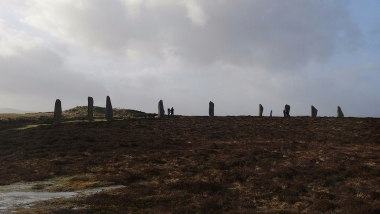 time Orkney. Ring Brodgar looke - beccamgrant92 | ello