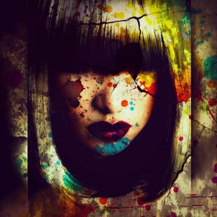 Generation - face, artistic, photography - johnjulespaula | ello