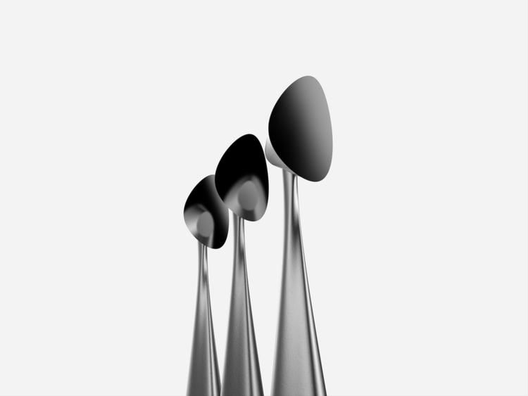 design, 3d, render, metal - chengtaoyi | ello