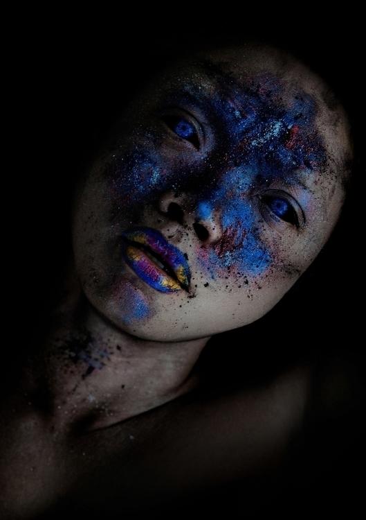 Photographer:Cadeography Makeu - darkbeautymag | ello