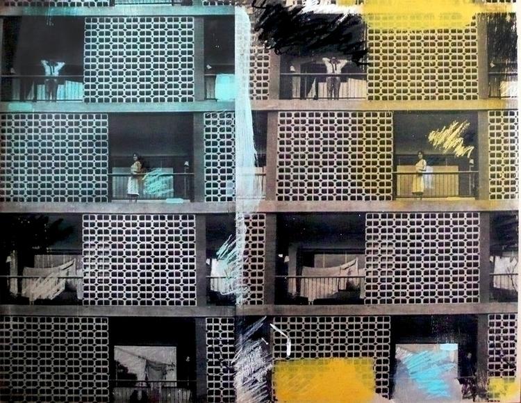 city windows (herbert venezuela - jenniferdowland | ello