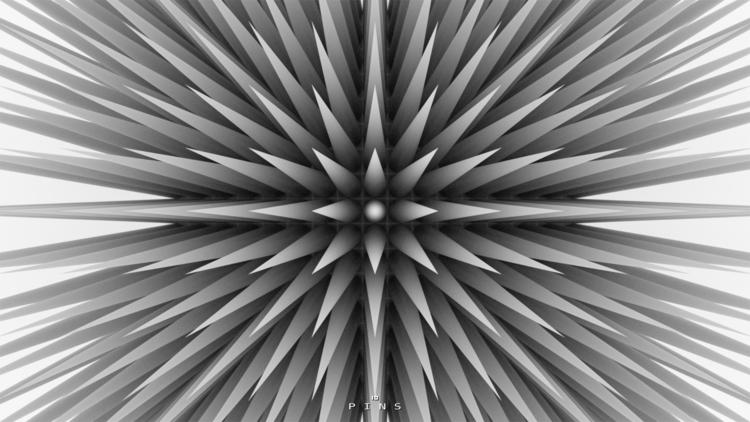 pins [12.09.16] chip fits - 3D, art - ioav | ello