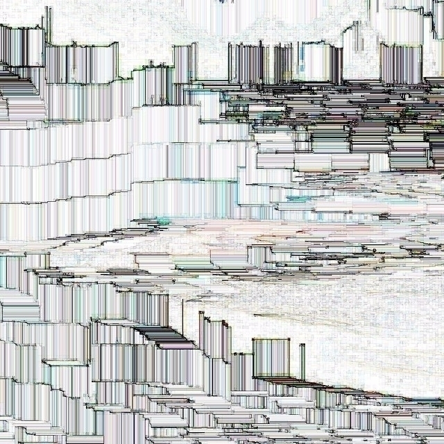 Error - glitch, art, digital, abstract - gaalo | ello