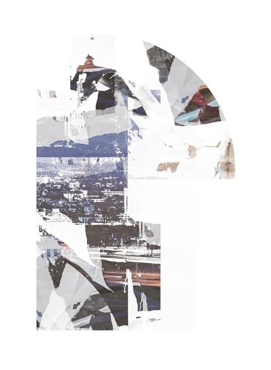 paper, abstract, ellocollage - maltejrichter | ello