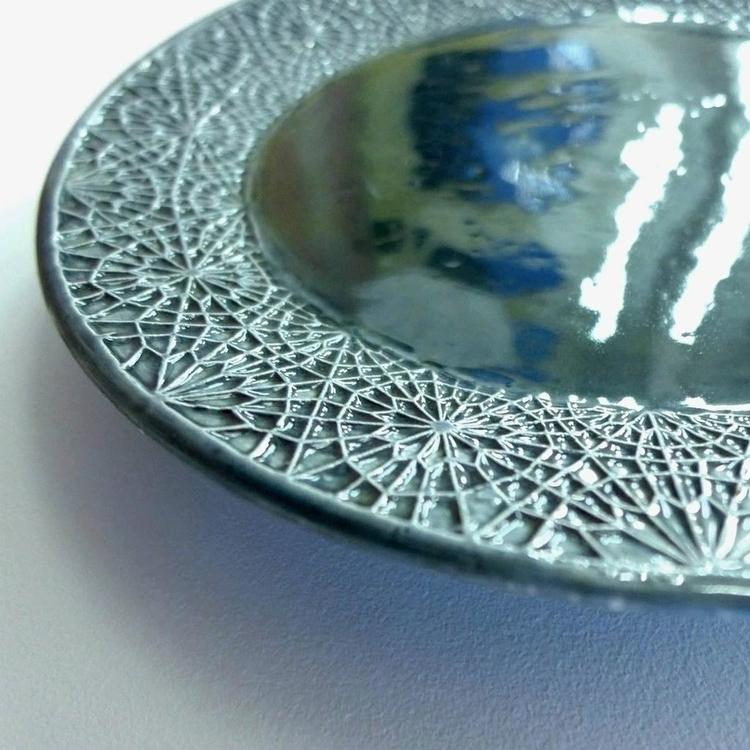 'Arabia collection'. Plate. Han - iamsabato | ello