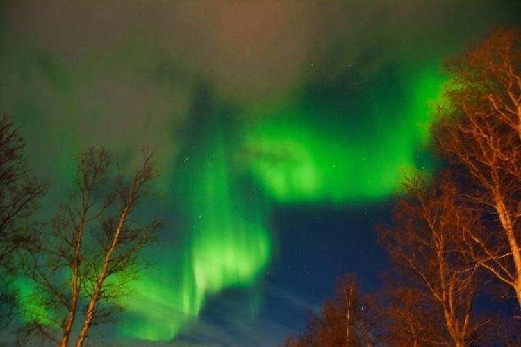 memory abisko - Aurora, northernlight - mackiepisode | ello
