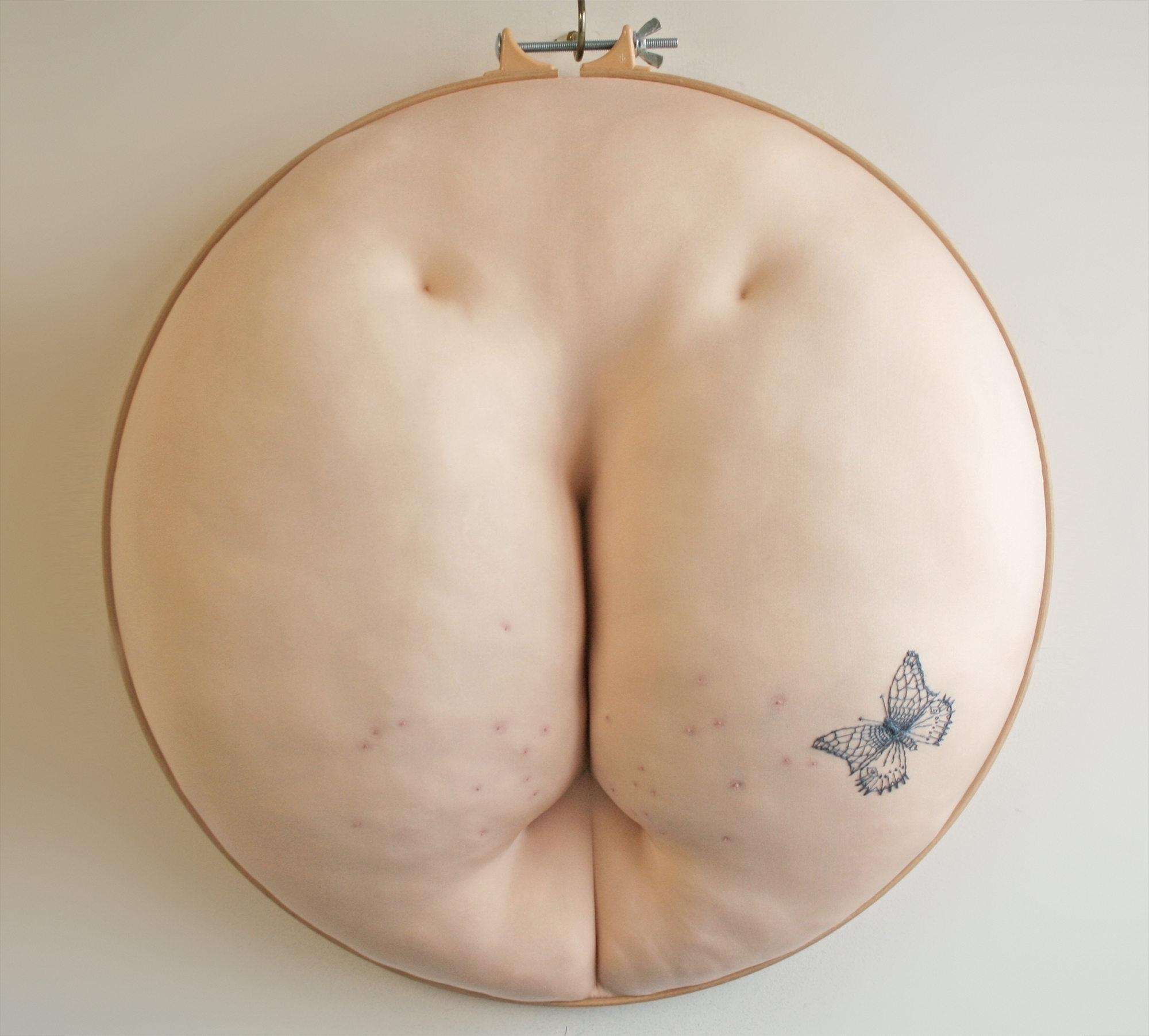 Bodies, Nude Embroidery Art Nak - scene360 | ello