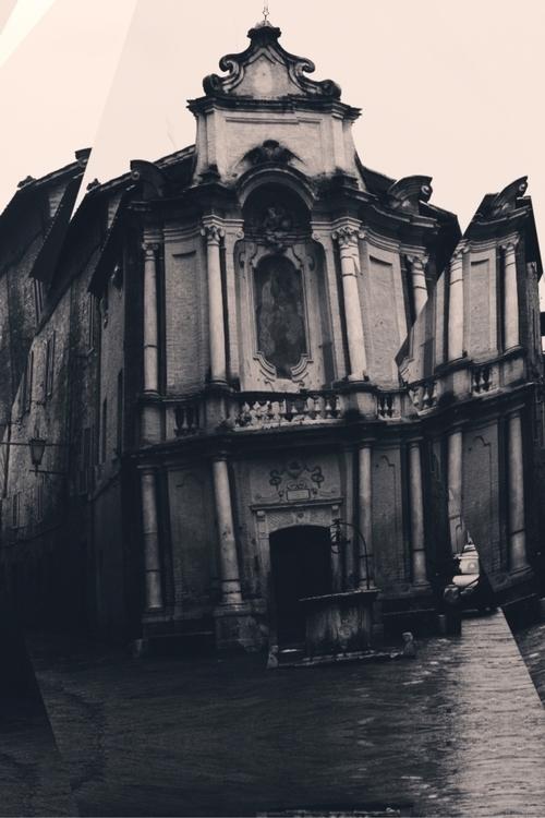 Cold Vibes Siena - blackandwhite - alexandrascotch | ello