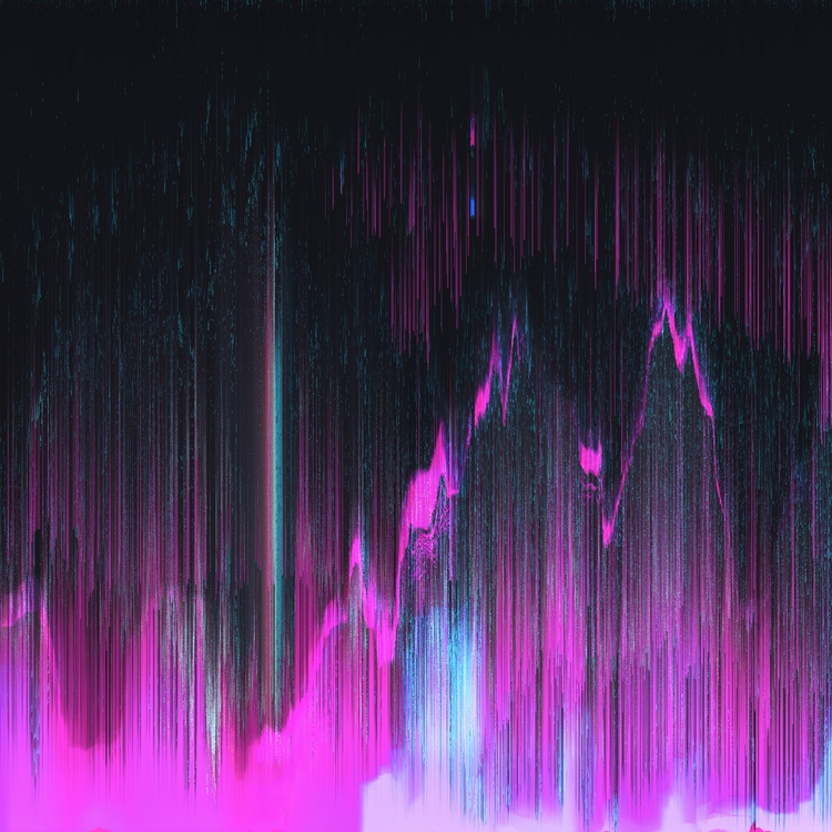 rn.fall - glitchart, glitch_art - theraflux | ello